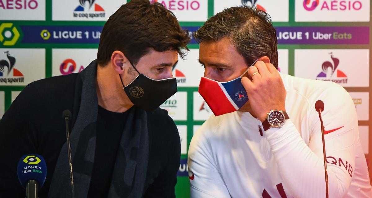 PSG: Neymar, Mbappé, le Parc, le mercato, Pochettino s'épanche