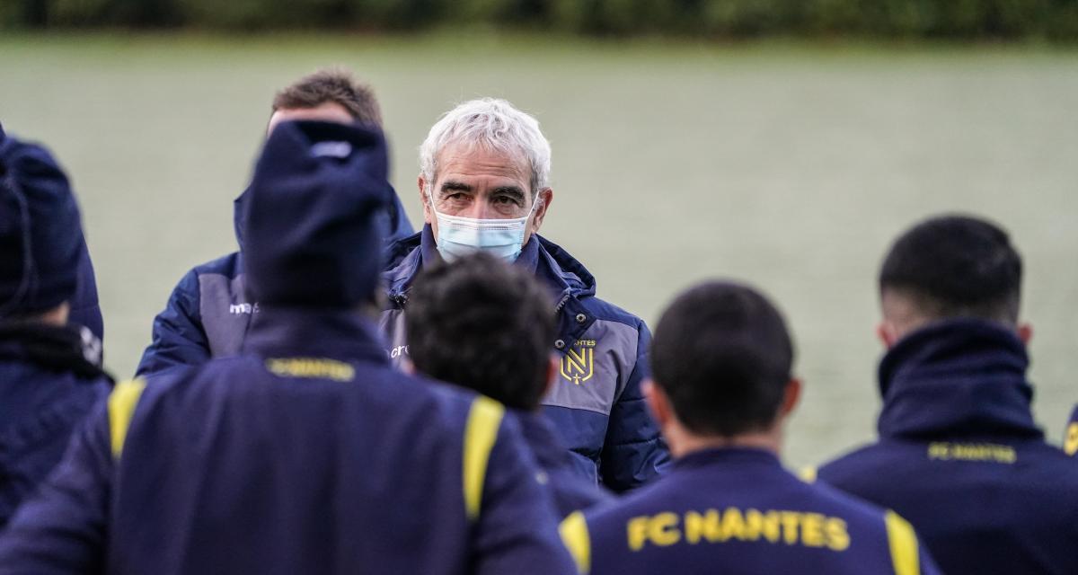 FC Nantes : Domenech temporise sur Imbula et lâche ses vérités sur le Mercato