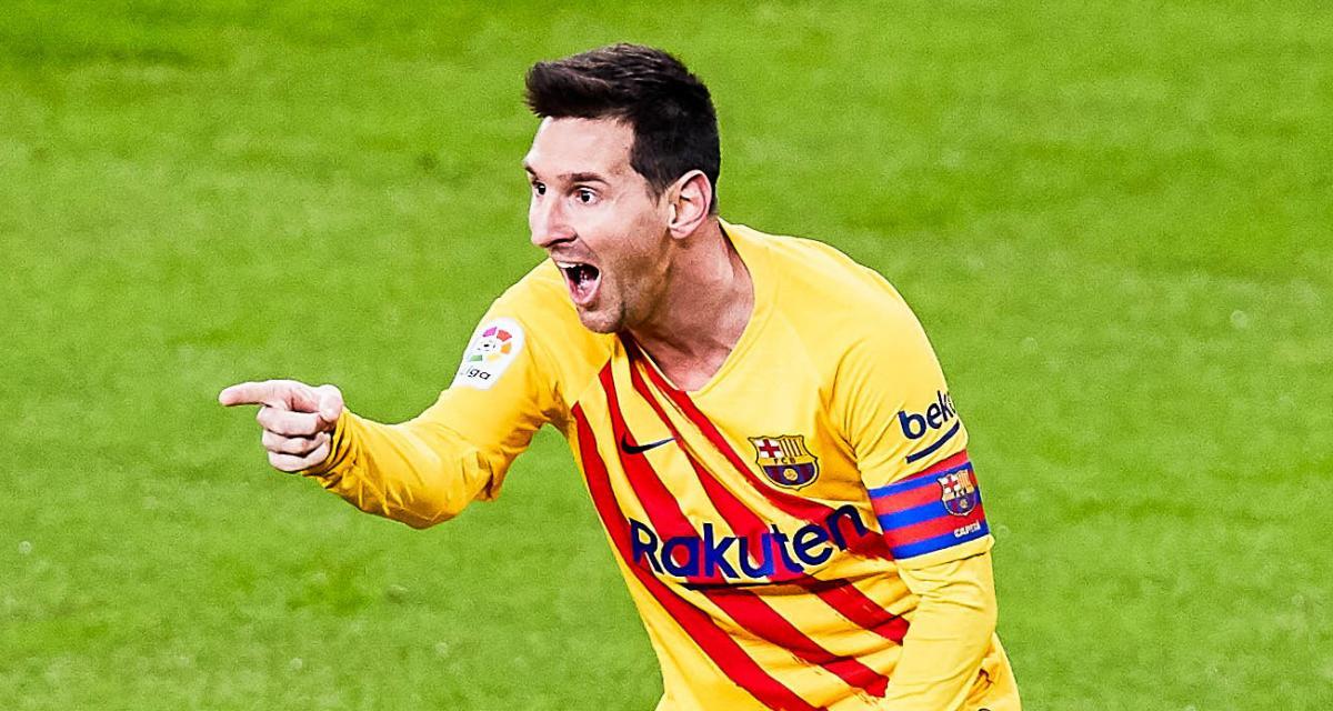 FC Barcelone : Messi établit un nouveau record devant 2 légendes du Real Madrid, dont CR7