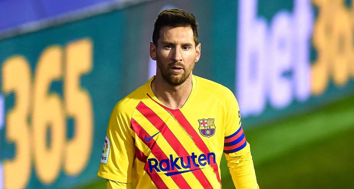 PSG, FC Barcelone - Mercato : Manchester City toise Paris pour Lionel Messi