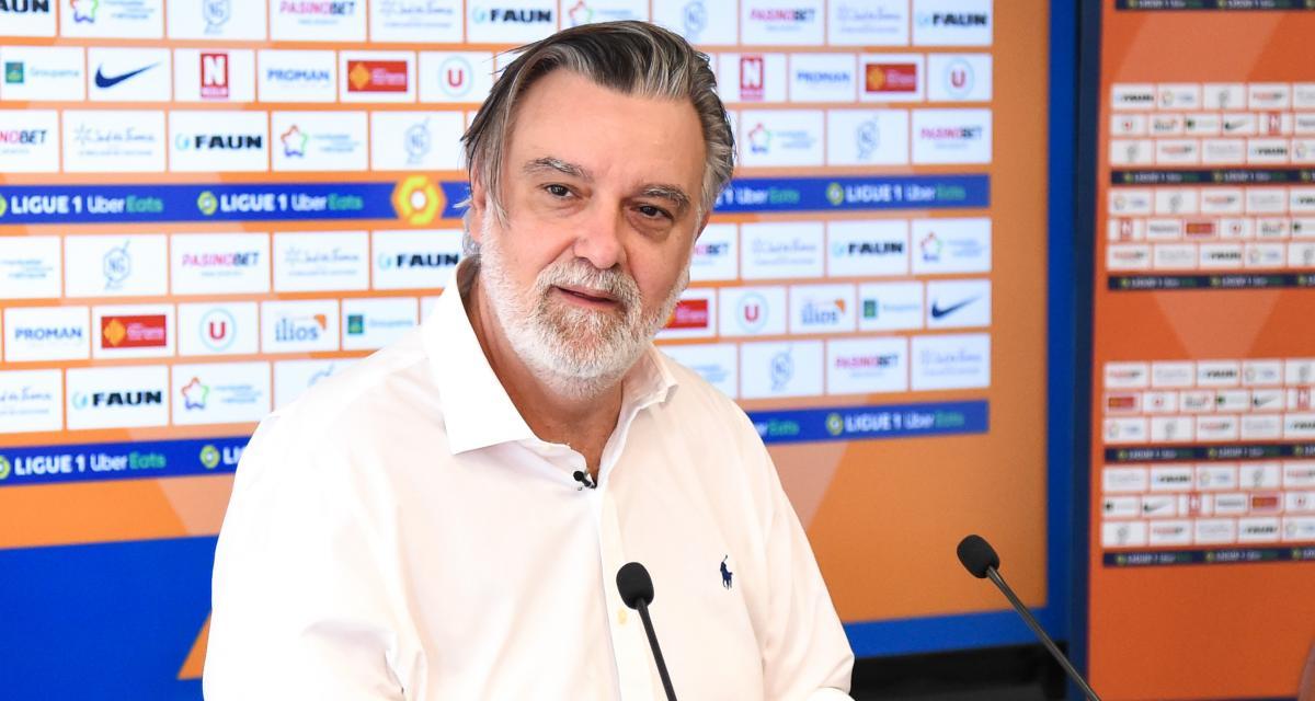 OM - Mercato : Nicollin rigole de l'intérêt phocéen pour Laborde
