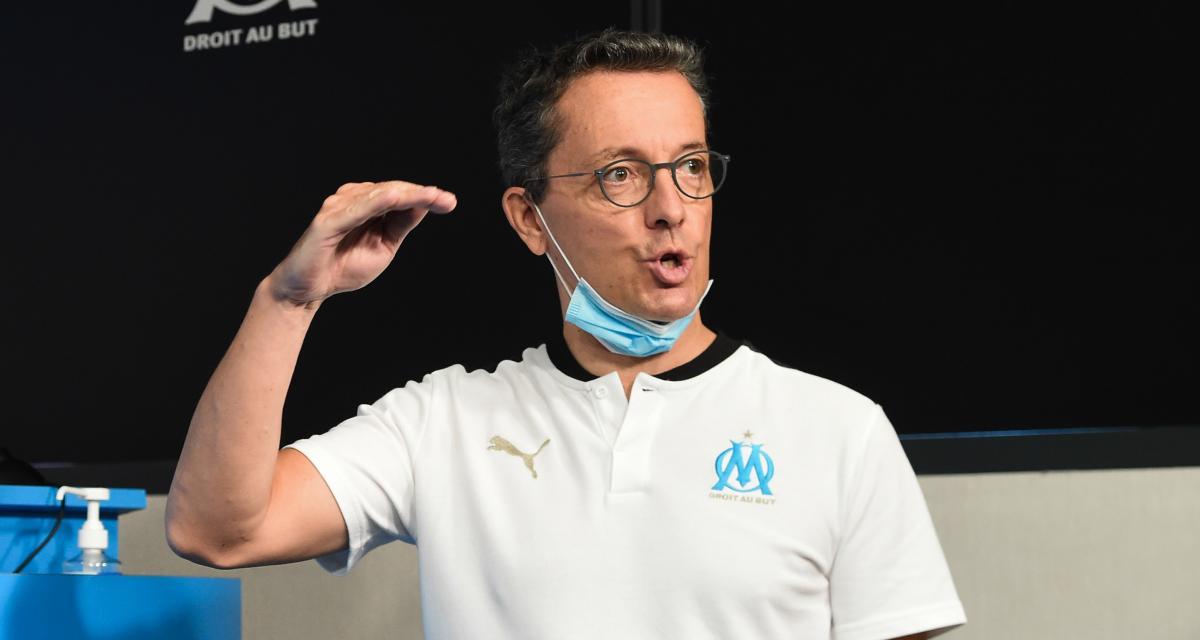 OM : Eyraud pousserait McCourt à refuser l'offre surprise de rachat, Macron au courant du dossier ?