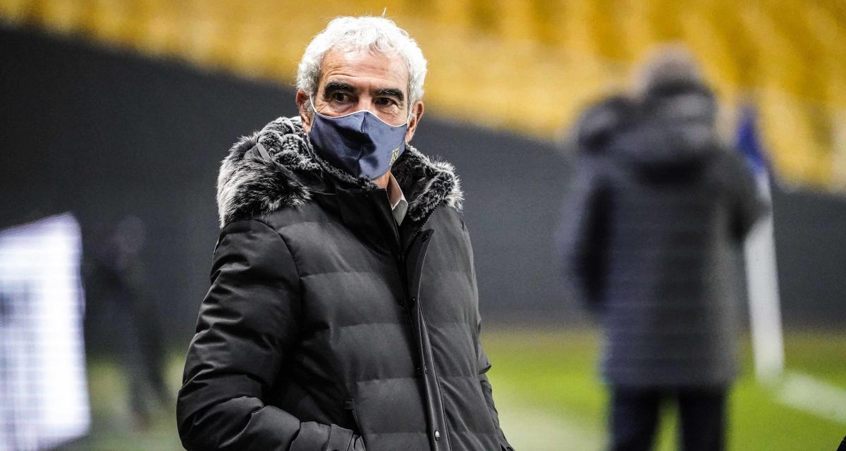FC Nantes: la punchline de Domenech sur Maradona fait réagir à l'étranger, Larqué s'agace