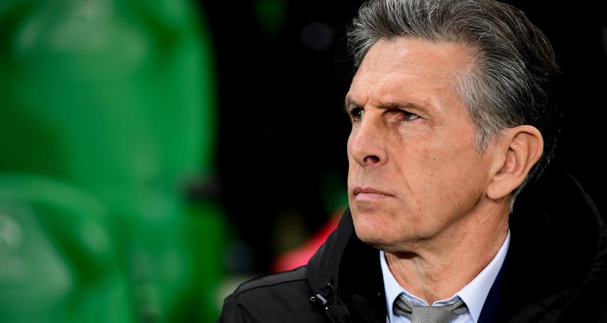 ASSE: Claude Puel doit faire sans quatre titulaires à Reims, le onze probable