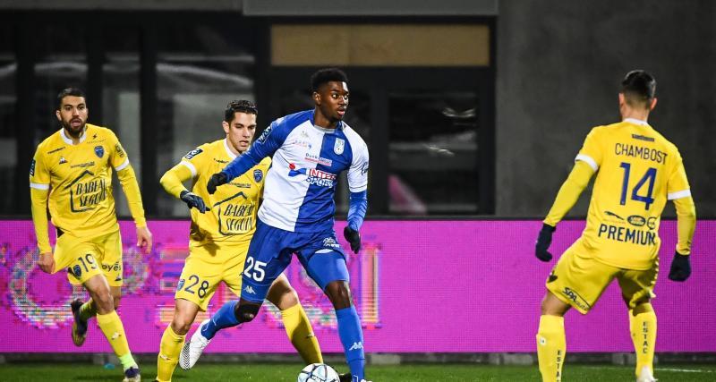 Résultats L2: Troyes n'est pas encore champion d'automne, les scores