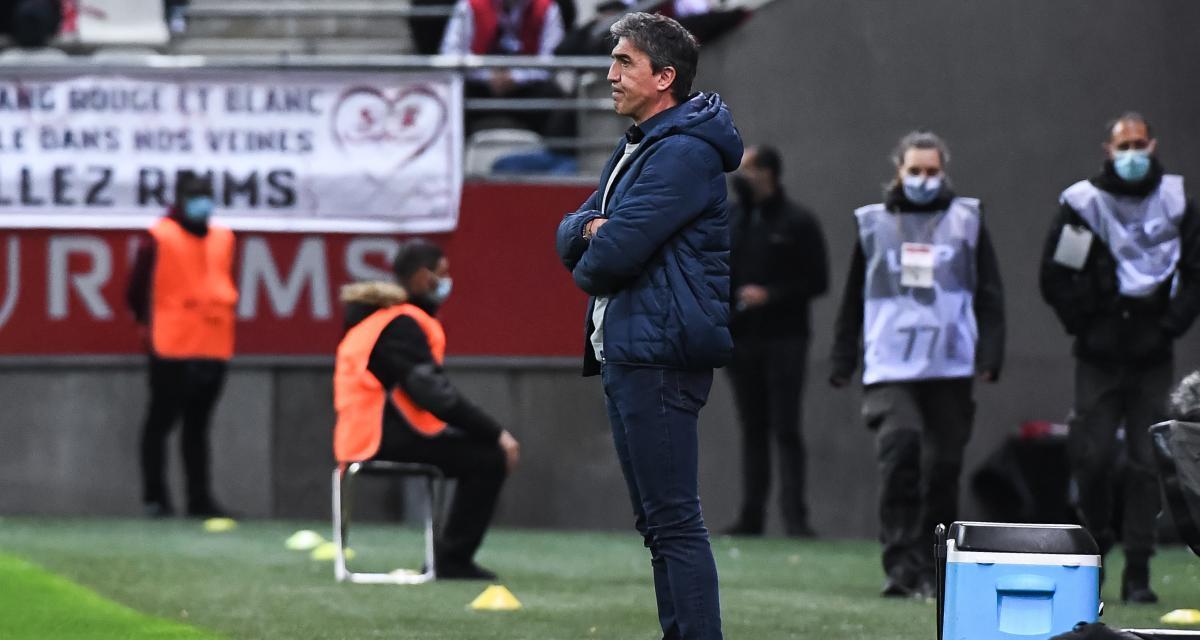 Stade de Reims - ASSE : Guion a repéré une anomalie chez les Verts