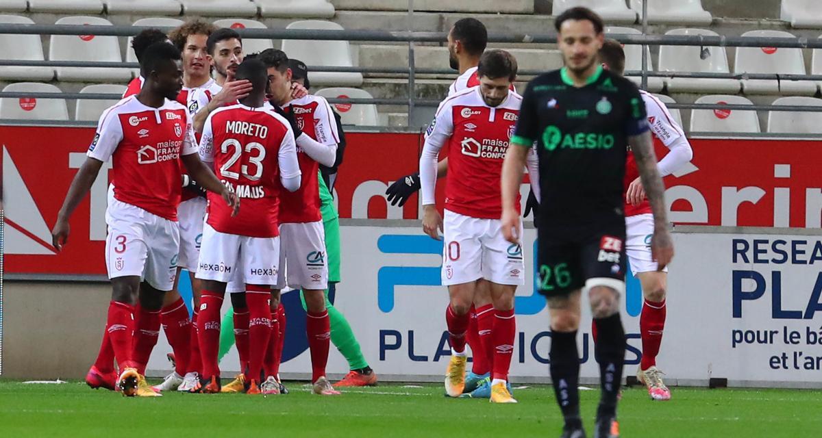 Stade de Reims – ASSE (3-1) : l'ASSE rechute, Retsos aussi... les notes des Verts