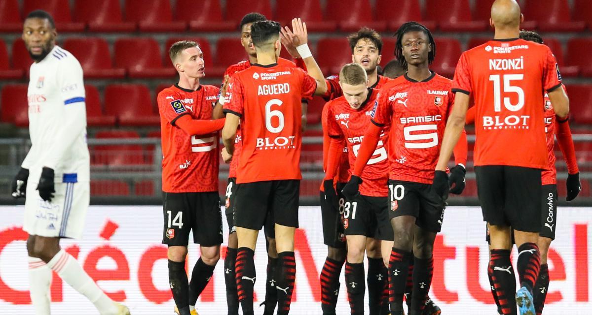 Stade Rennais – OL (2-2): les 4 Tops et les 4 Flops du choc