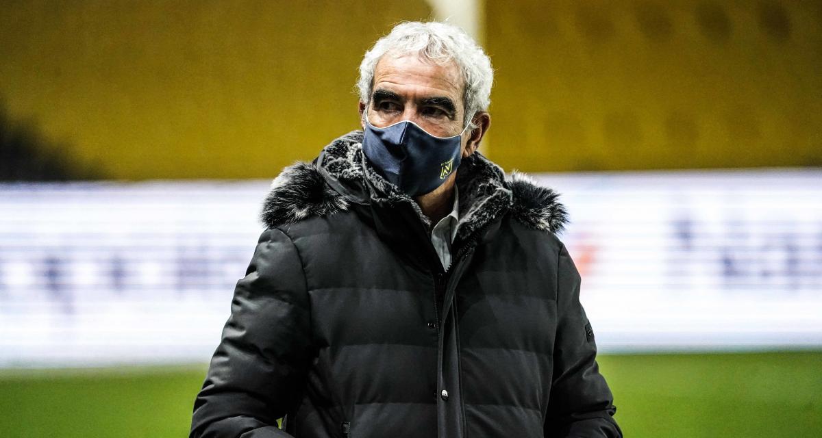 MHSC - FC Nantes (1-1): Raymond Domenech répond aux critiques