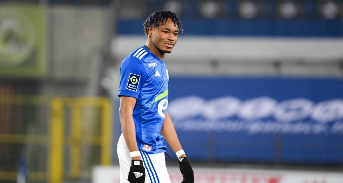 RC Strasbourg – Mercato : le RC Lens n'a pas tout fait capoter dans le dossier Simakan