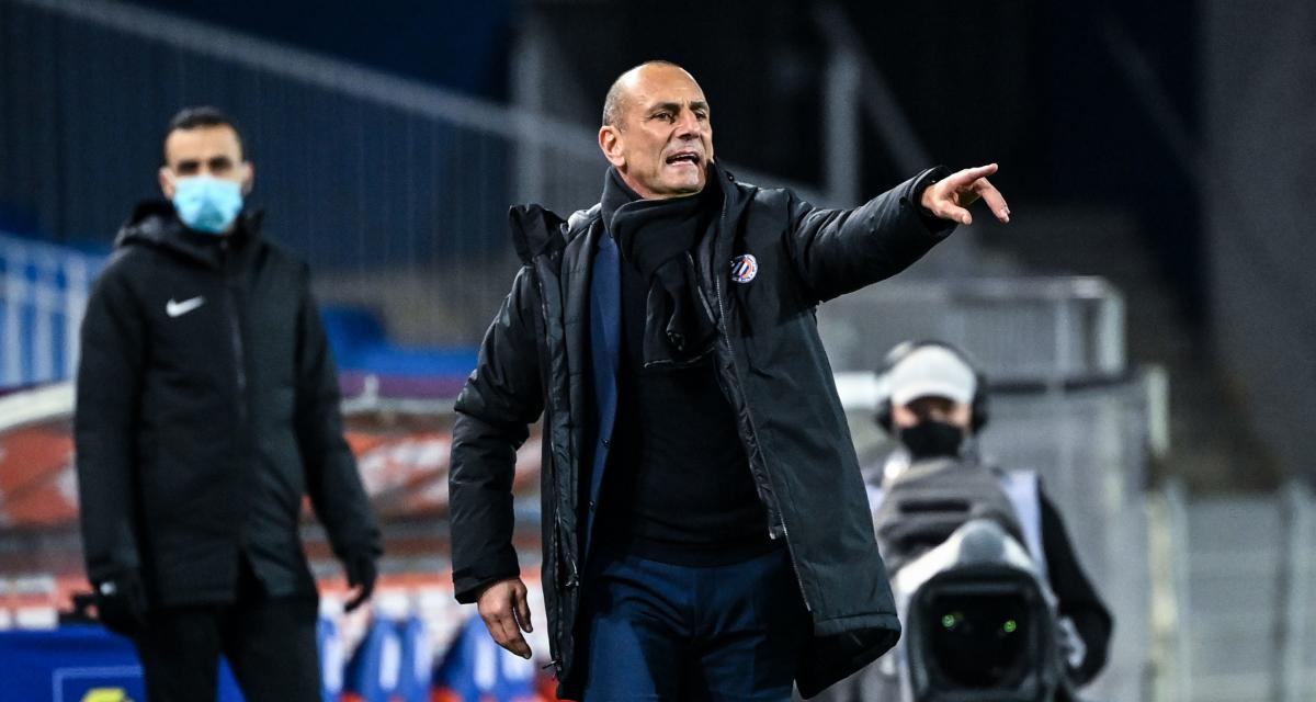 MHSC – FC Nantes (1-1) : Der Zakarian est parti au clash avec un journaliste après le match