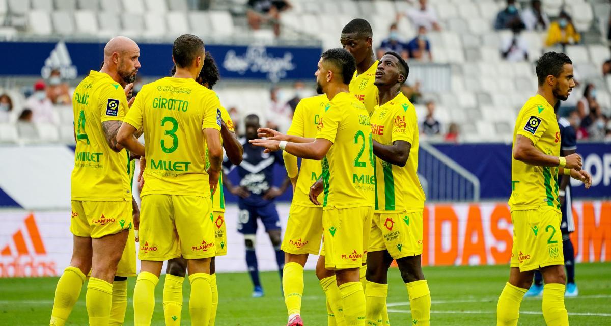 FC Nantes - Mercato : porte ouverte pour 3 piliers de Domenech, tarif fixé pour Kolo Muani ?