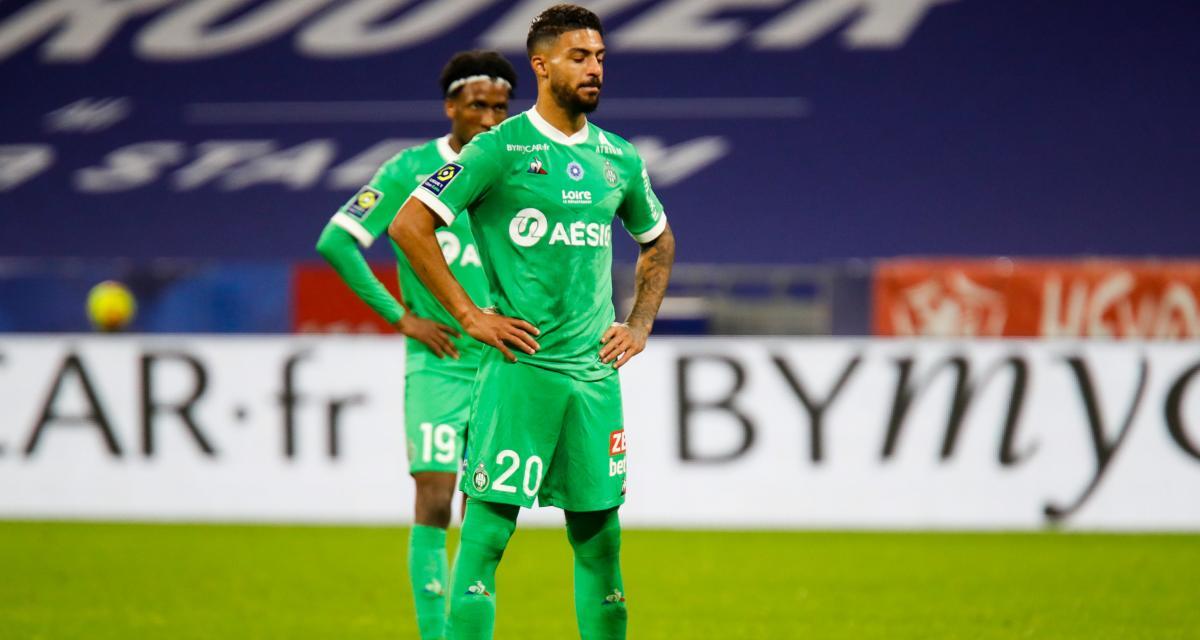 RC Strasbourg - ASSE : rechute pour Retsos, absence mystérieuse pour Bouanga