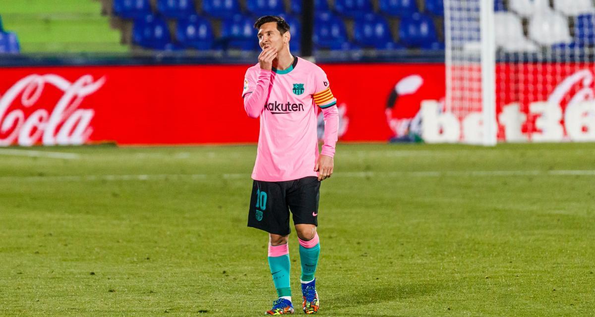 FC Barcelone : la mystérieuse absence de Lionel Messi, l'alerte est donnée
