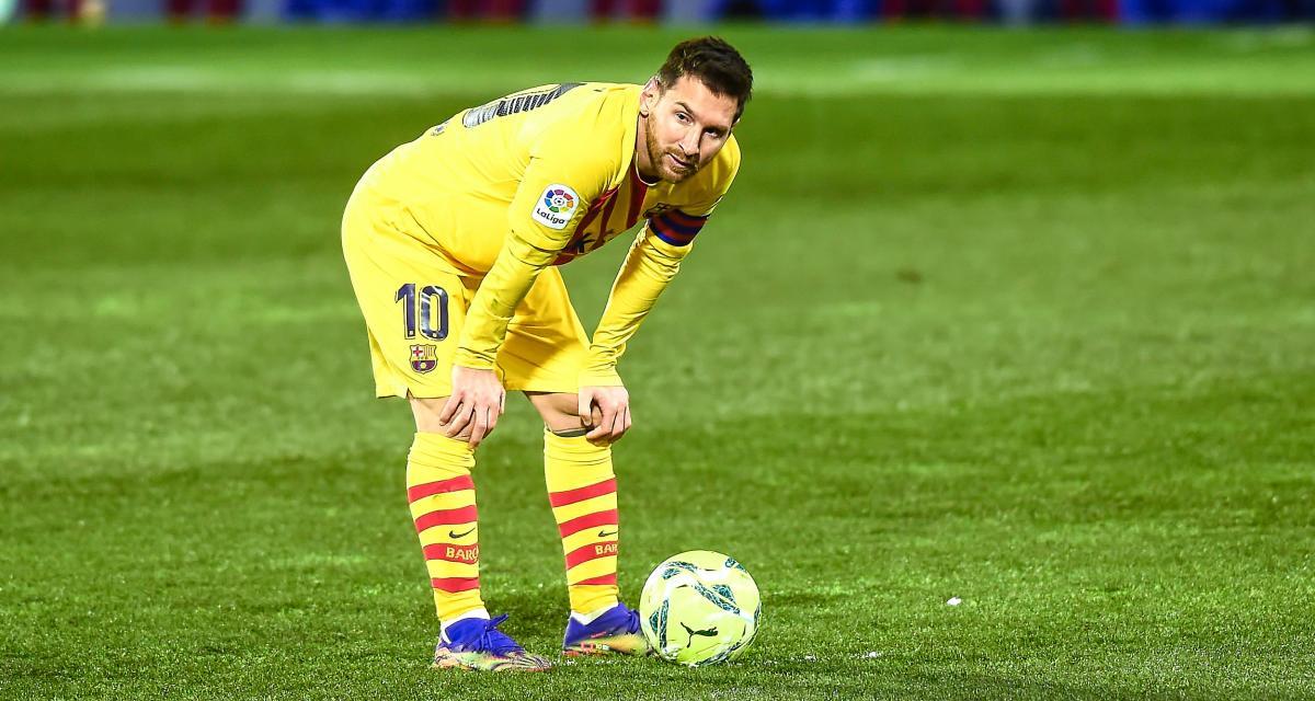 FC Barcelone : Messi forfait ce soir, incertain pour la fin de semaine