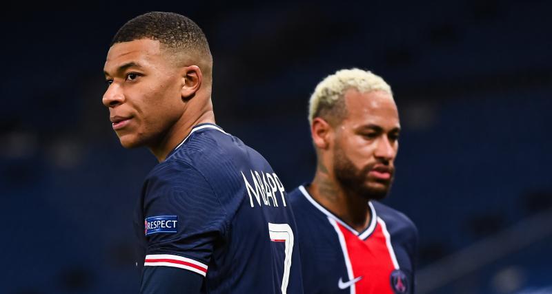 PSG - Mercato : révélations sur les prolongations de Neymar et Mbappé