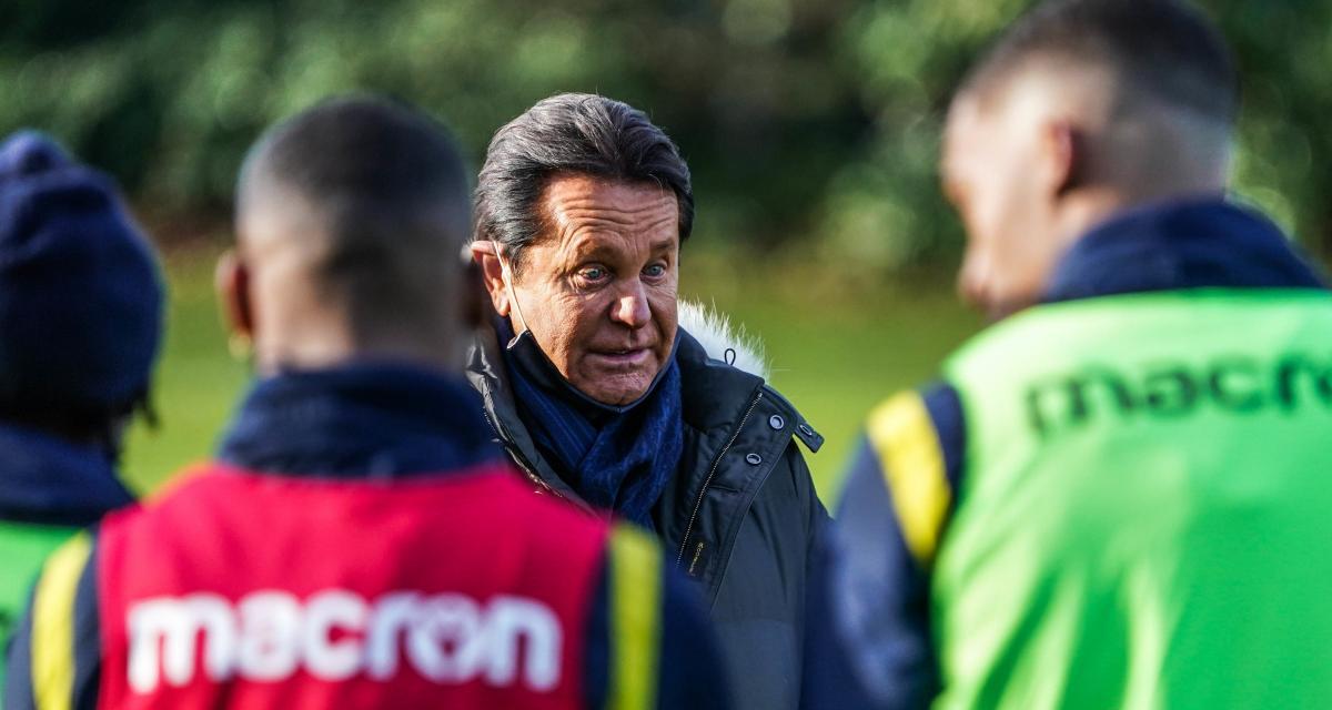 FC Nantes - Mercato : l'incroyable proposition de Kita à un joueur ciblé