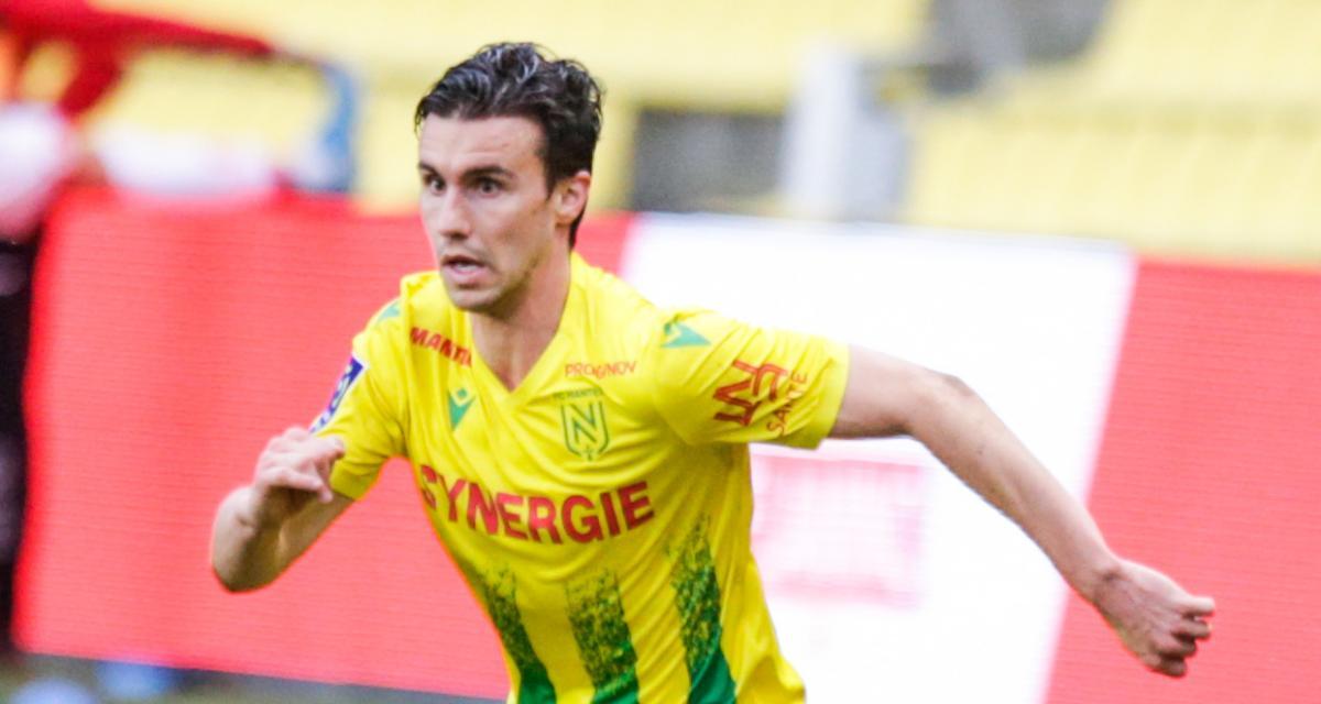 FC Nantes : Sébastien Corchia adoube la méthode Raymond Domenech