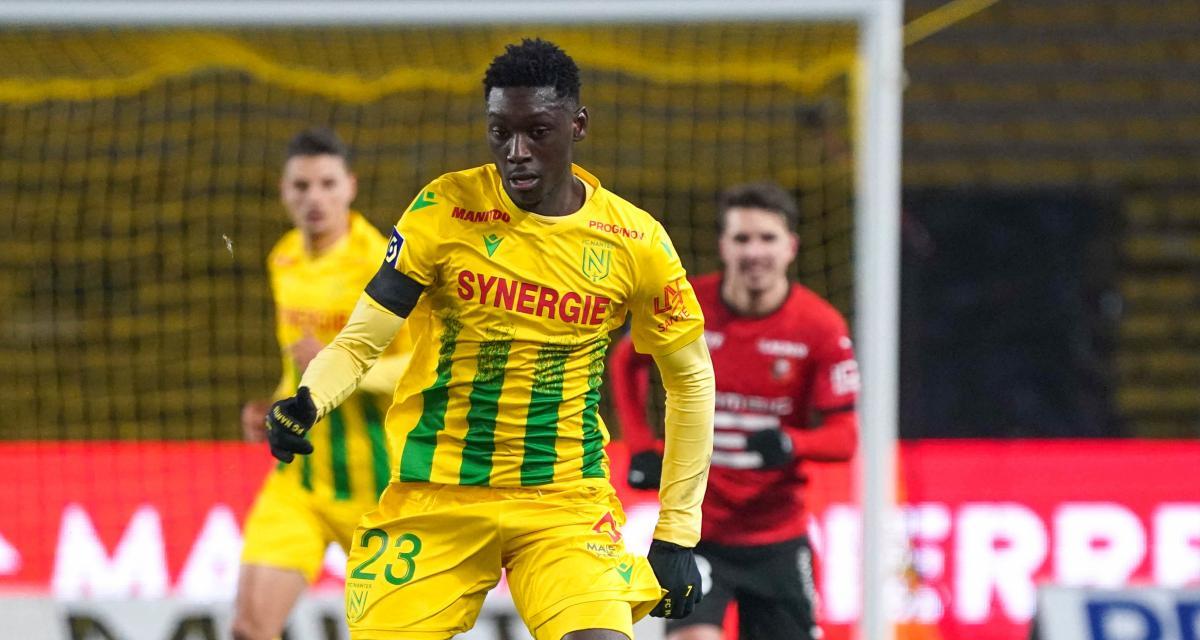 FC Nantes - Mercato : Randal Kolo Muani fait un appel du pied énorme à Waldemar Kita pour son avenir