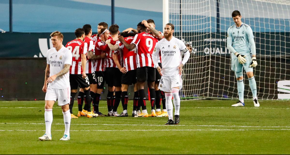 Résultat Supercoupe d'Espagne : Real Madrid 1 - 2 Athletic Bilbao (terminé)