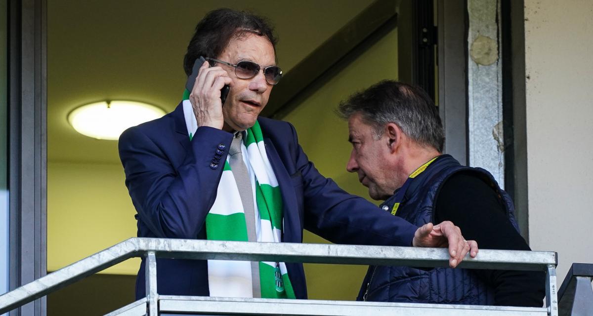 ASSE, FC Nantes - Mercato : excédé, Romeyer a fixé un ultimatum dans le dossier Mostafa Mohamed !