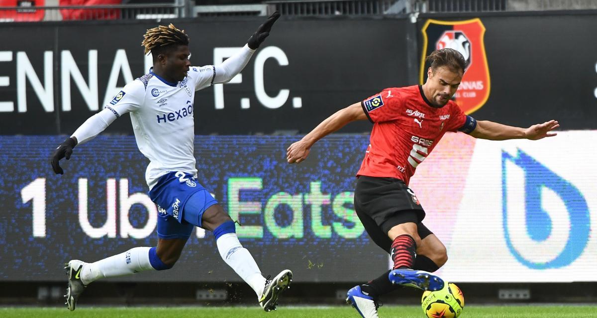 Stade Rennais - Mercato : Da Silva émet un gros doute sur son avenir