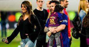 FC Barcelone: Antonela Roccuzzo, Madame Messi, s'est trouvé une passion musclée