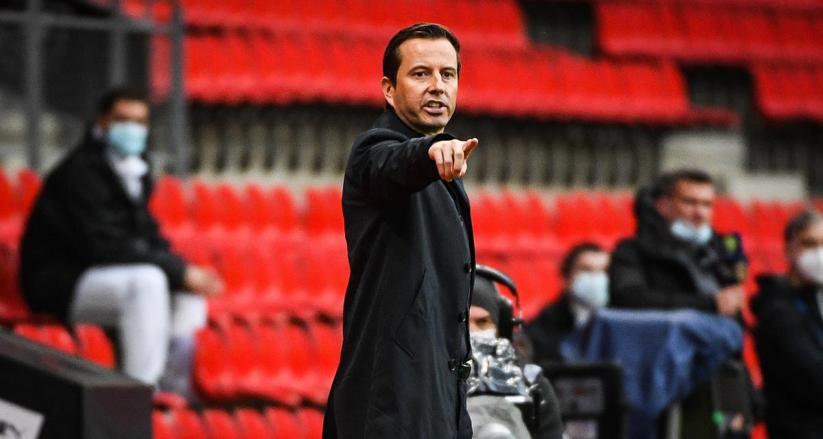 Stade Rennais: Stéphan enregistre deux coups durs pour le derby contre Brest!