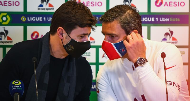 PSG: Mauricio Pochettino touché par le Covid et absent à Angers!