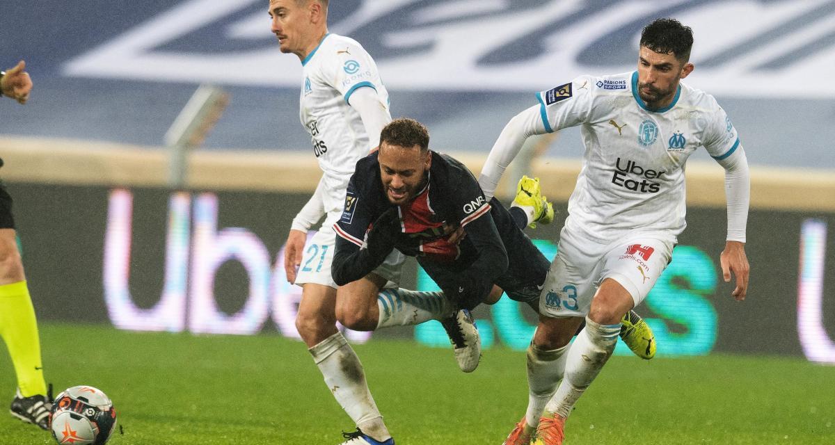 PSG – OM (2-1): l'ultime polémique Neymar – Alvaro agace un consultant