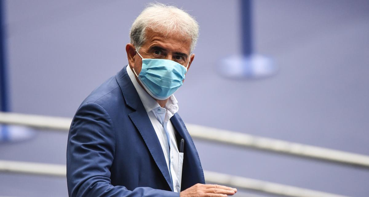 ASSE – Mercato: Caïazzo brise également le silence dans le dossier Mohamed (Zamalek)