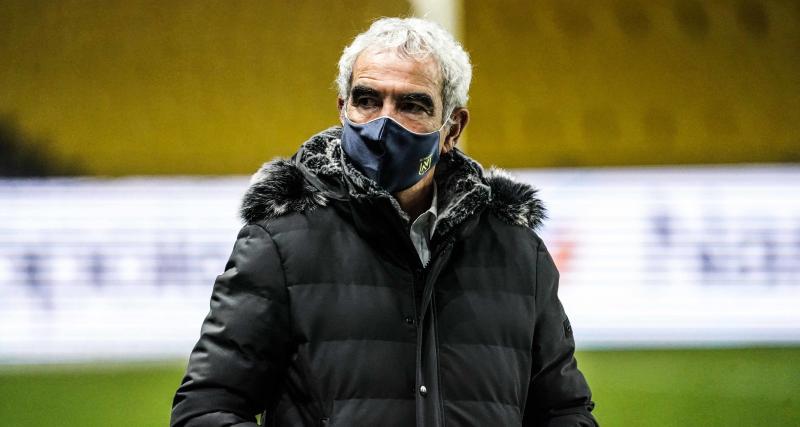 FC Nantes – Mercato: après Jean Lucas, Domenech perd une nouvelle option au milieu