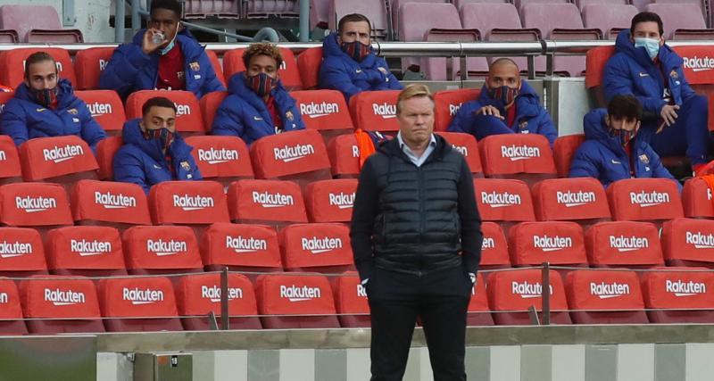 FC Barcelone – Mercato: Koeman n'a pas rénoncé à sa priorité de janvier
