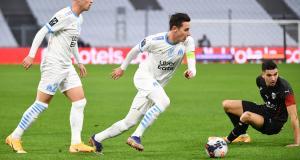 Résultat Ligue 1 : penalty manqué, blessure... L'OM maudit contre Nîmes (0-0, mi-temps)