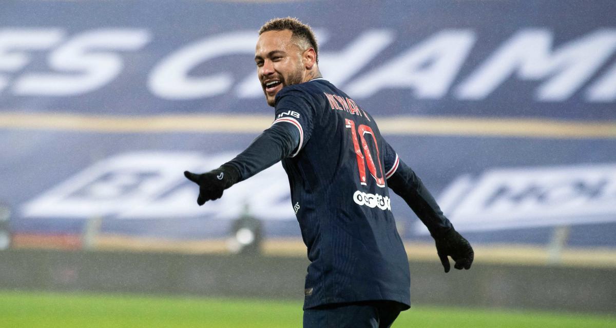 Ligue 1 : Angers – PSG, les compos (Mbappé et Neymar titulaires)