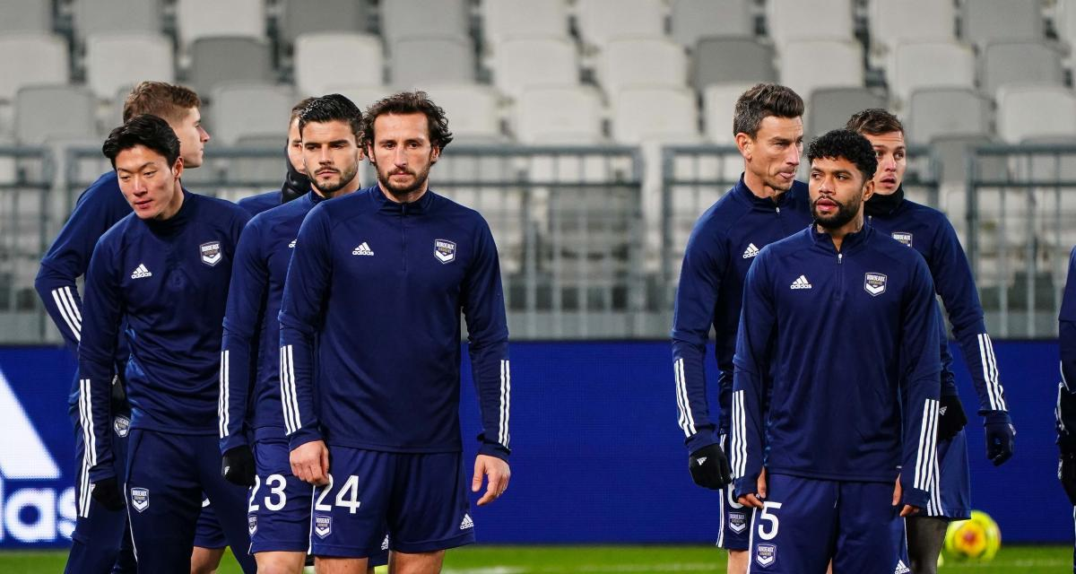 Girondins : avant Nice, les joueurs touchés moralement ?
