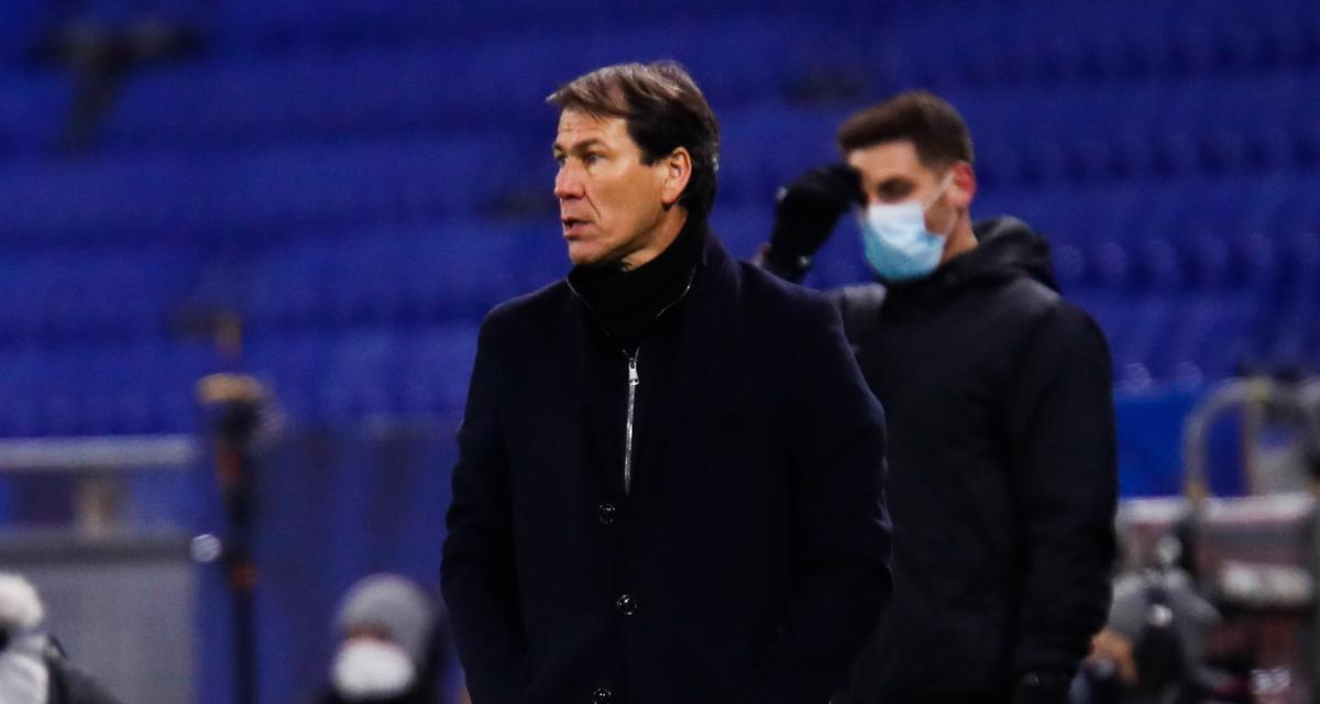 OL : Rudi Garcia privé d'un cadre contre le FC Metz ?