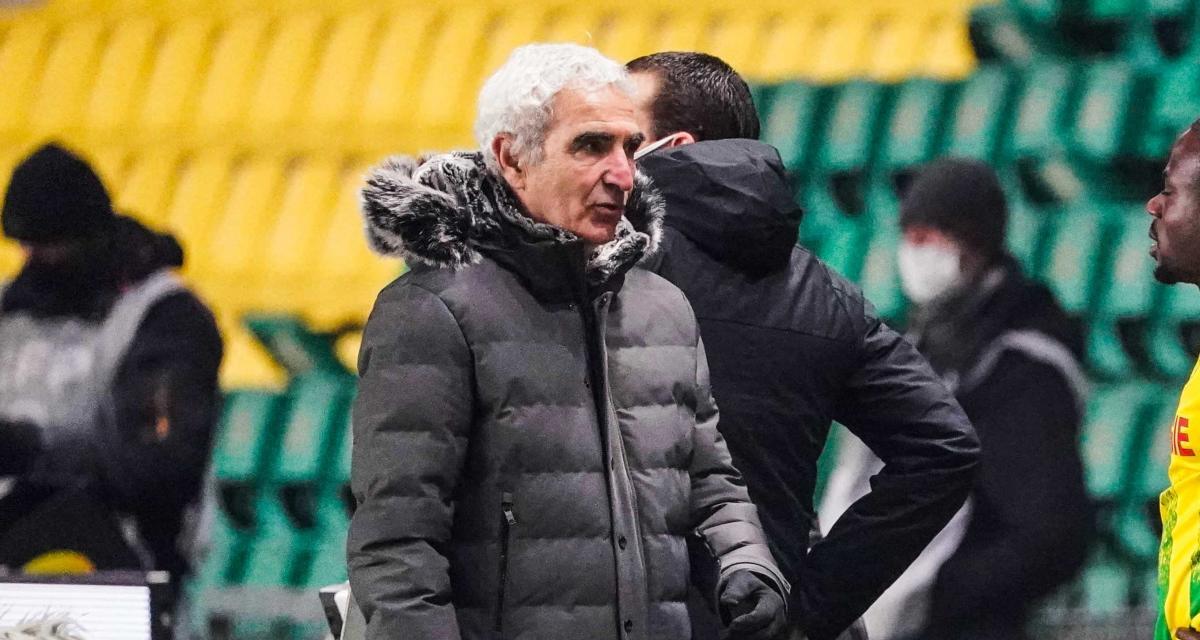 FC Nantes : Domenech fait une annonce qui va ravir les supporters