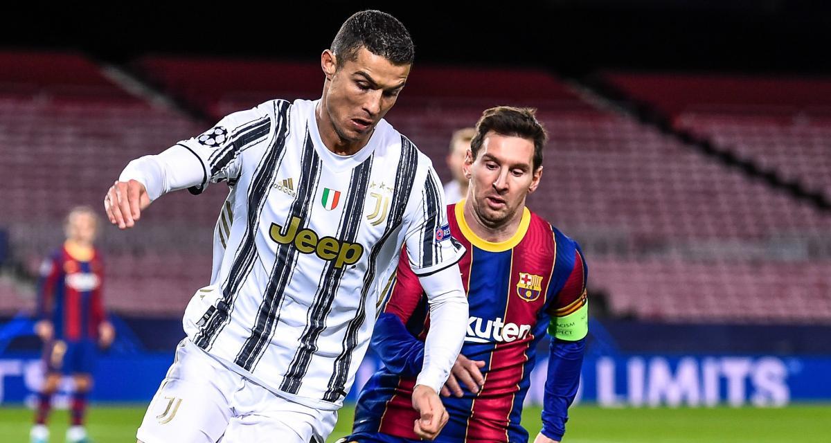 FC Barcelone, Juventus : Messi tient tête à Ronaldo dans un domaine improbable