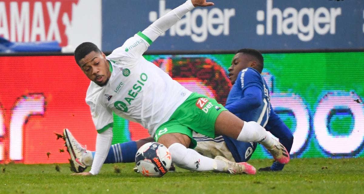 Résultats Ligue 1 : l'ASSE bis tombe à Strasbourg, Nantes et Lens dos-à-dos, gros coup des Girondins