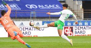 RC Strasbourg – ASSE (1-0) : la jeunesse verte s'arrache, Boudebouz craque