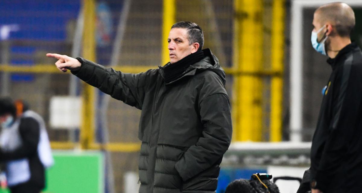 RC Strasbourg - ASSE (1-0) : Thierry Laurey ne jubile pas et met en avant une force des Verts