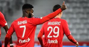 LOSC - Stade de Reims (2-1) : Bamba et David font oublier Yilmaz, Ikoné reste à l'arrêt