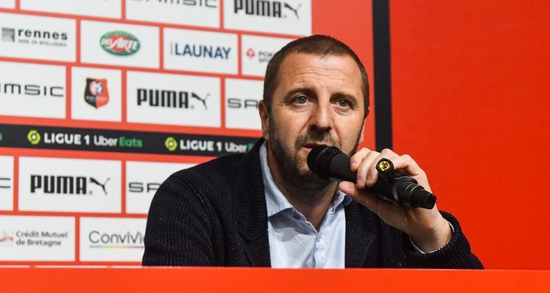 Stade Rennais – Mercato : Maurice a activé un premier dossier pour soulager Stéphan