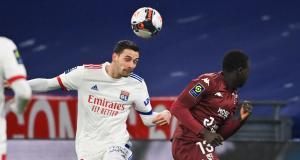 Résultat Ligue 1 : OL 0 - 0 FC Metz (mi-temps)