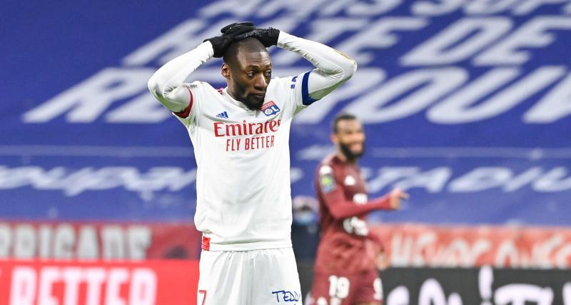 Résultat Ligue 1 : OL 0 - 1 FC Metz