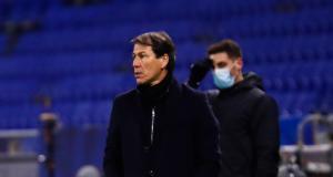 OL - FC Metz (0-1) : Rudi Garcia se plaint de l'arbitrage et lance le derby face à l'ASSE