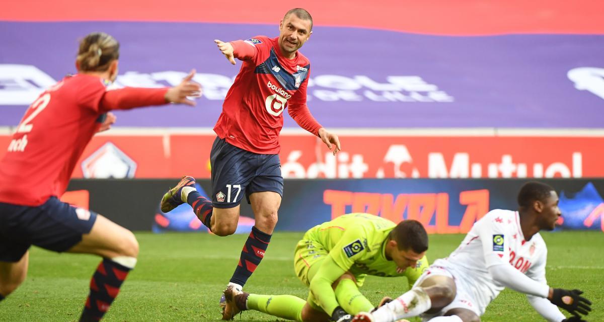 LOSC : Galtier reçoit une très mauvaise nouvelle avant le Stade Rennais