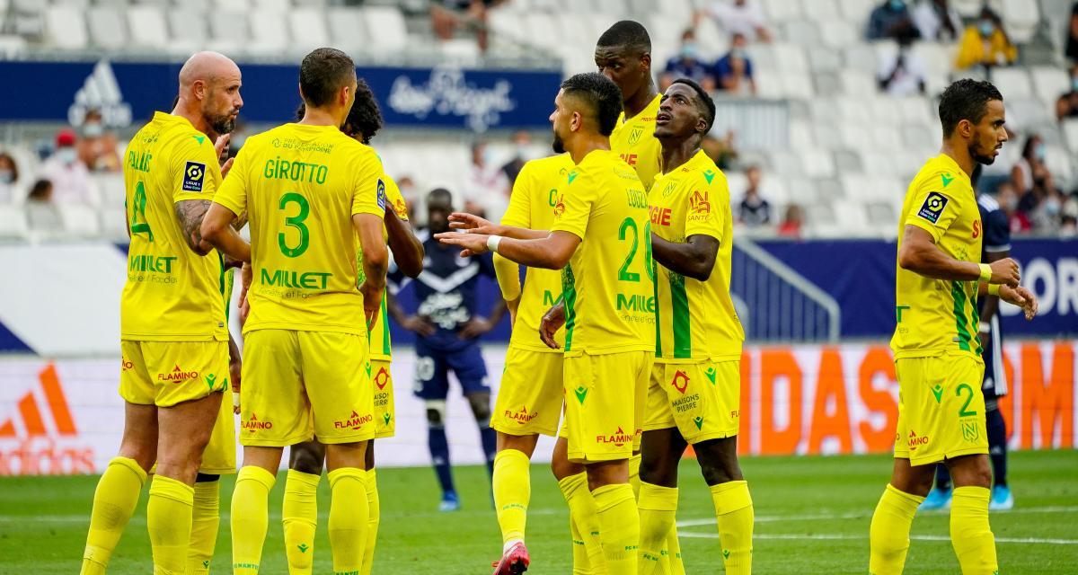FC Nantes - RC Lens (1-1) : les Canaris à grondent et exposent à Domenech un chantier urgent