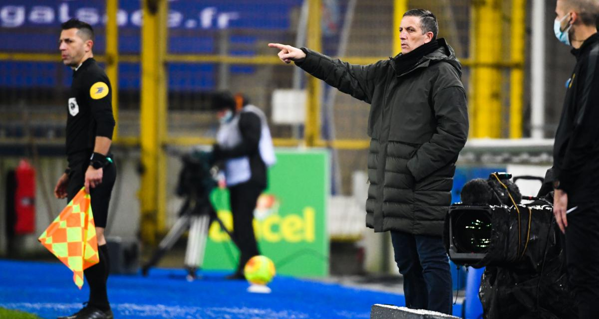 RC Strasbourg - ASSE (1-0) : Laurey prédit un avenir doré aux jeunes Verts